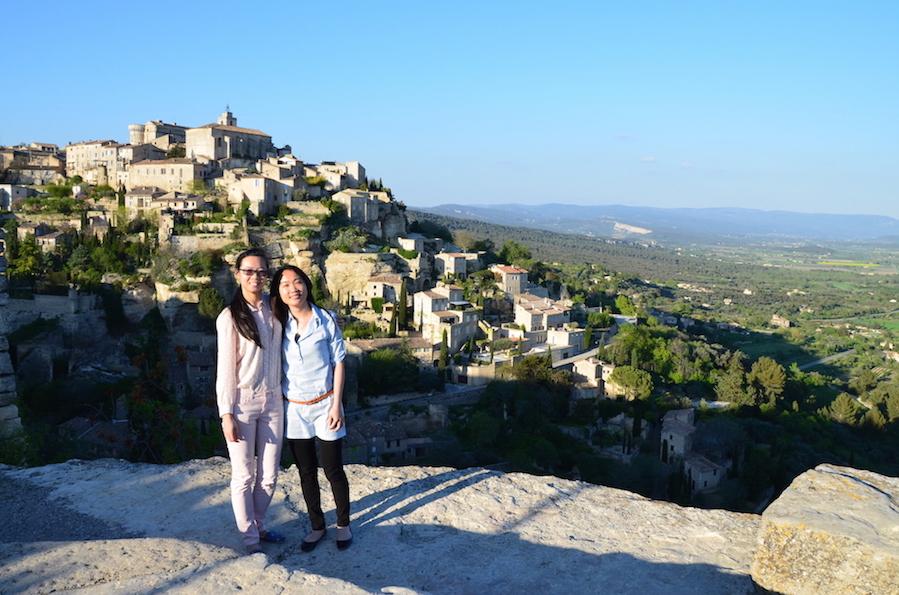 Regular tours   2. Les Baux de Provence - Luberon   Provence Panorama